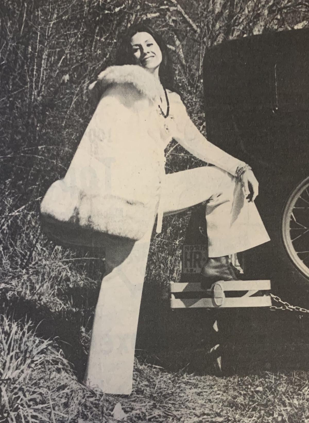 Mrs. William B. Owens - 1972