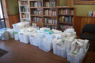 Diapers at Hunger and Health Coalition
