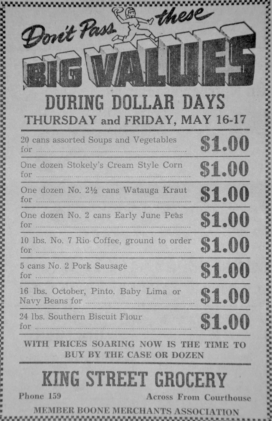 1941 advertisement