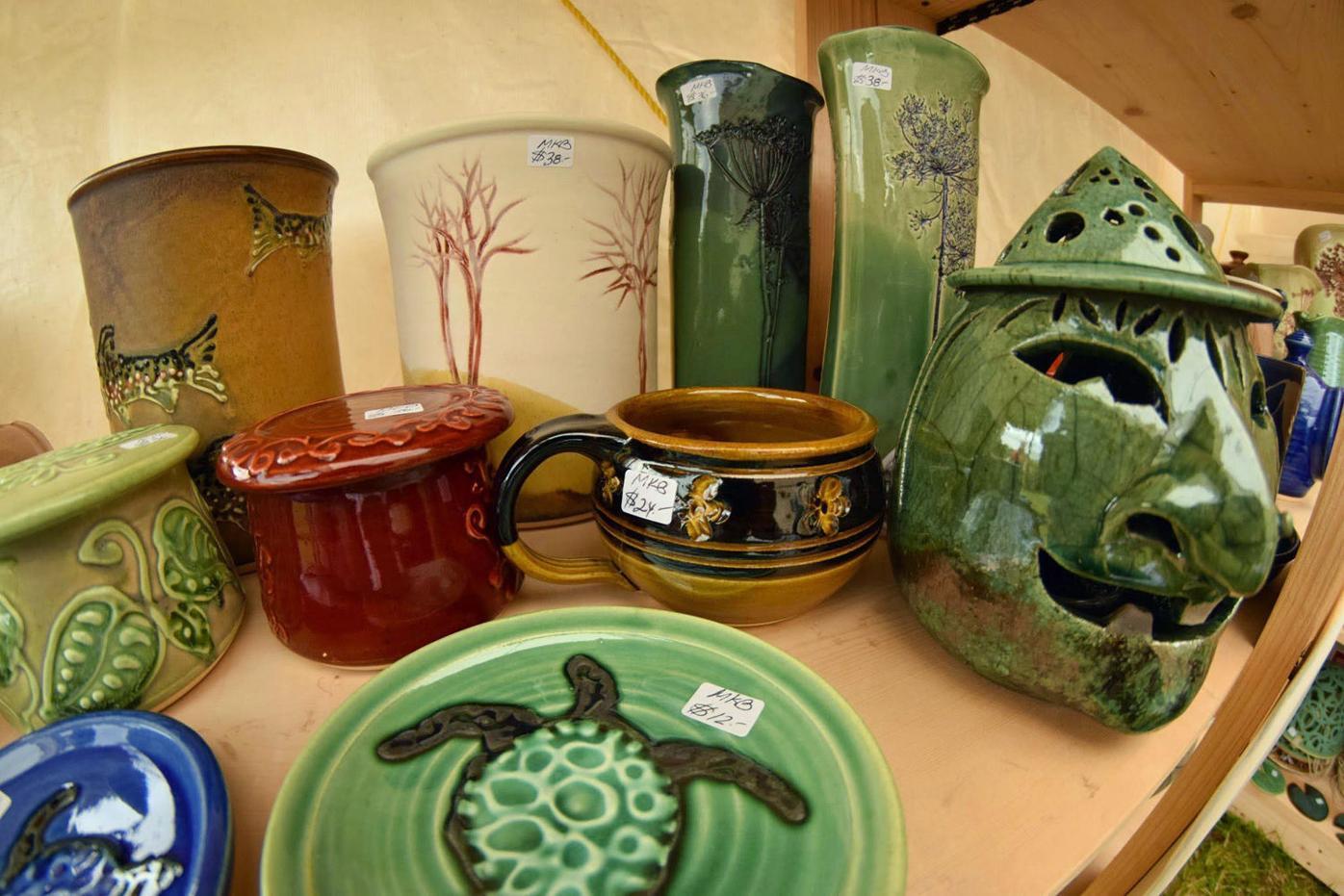 VCF - Pottery