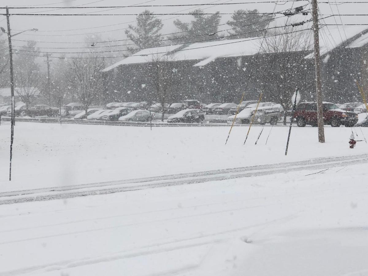 Dec. 5 snow