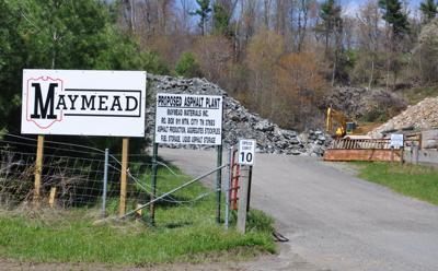 Proposed asphalt plant