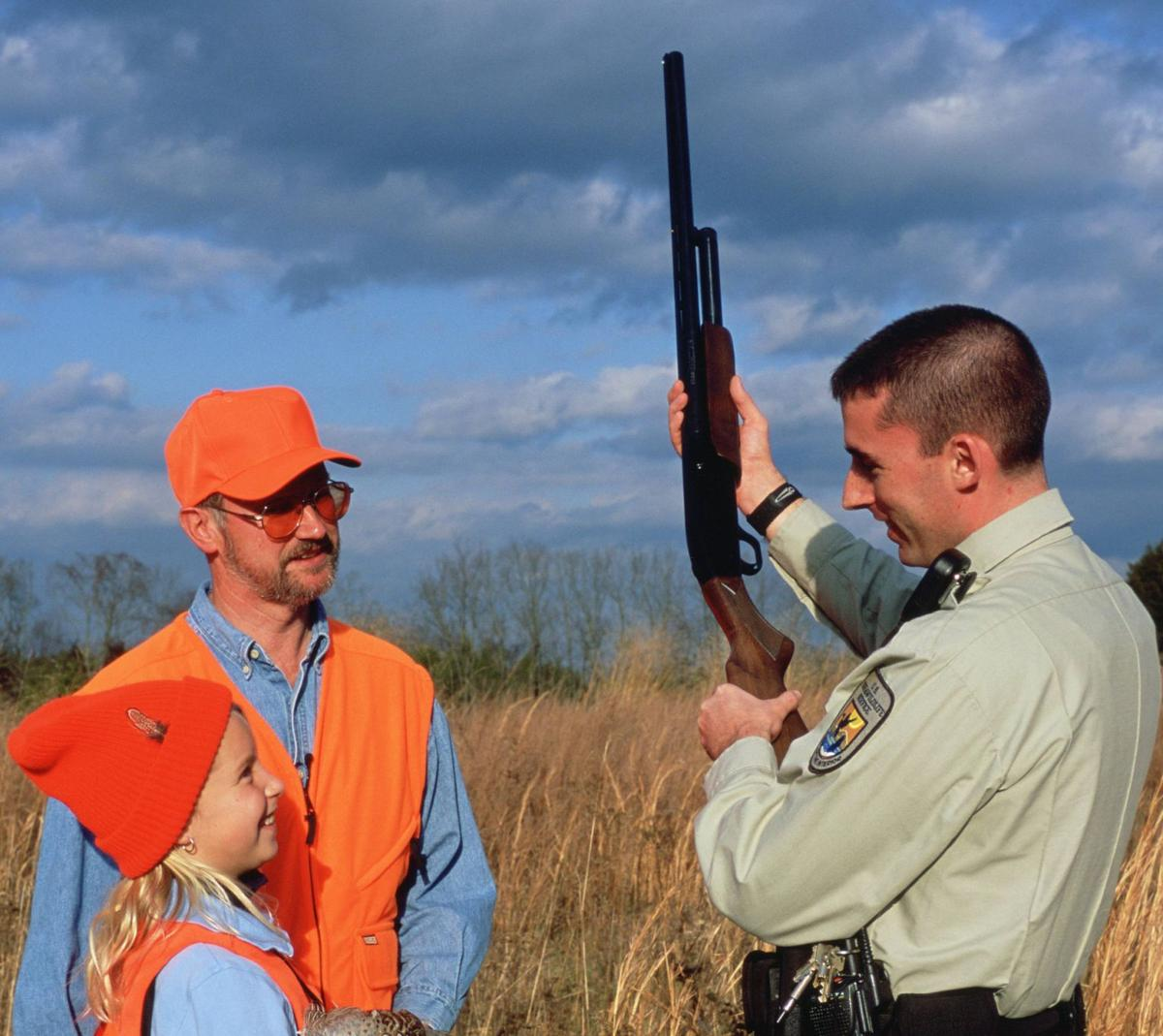 Youth deer hunting day created in nc community for Nc fish and wildlife