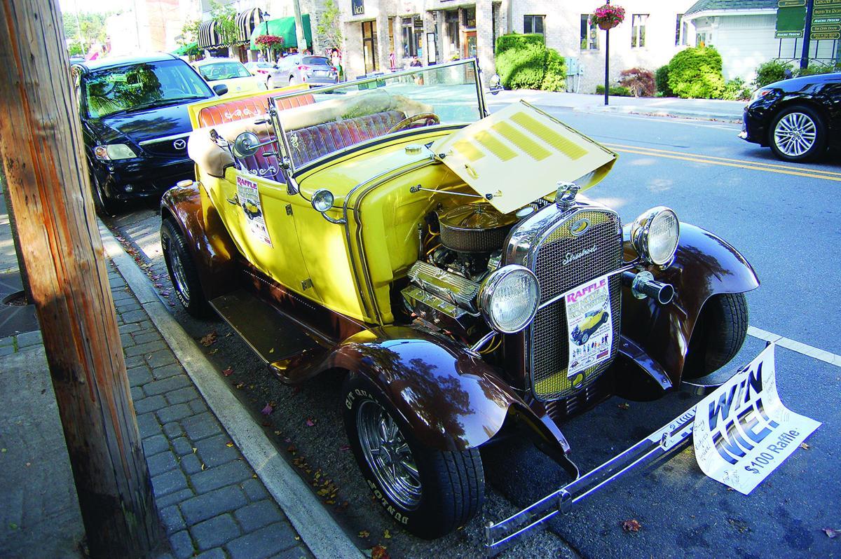 Jimmy Robbins wins PTO raffle for classic car | Community ...