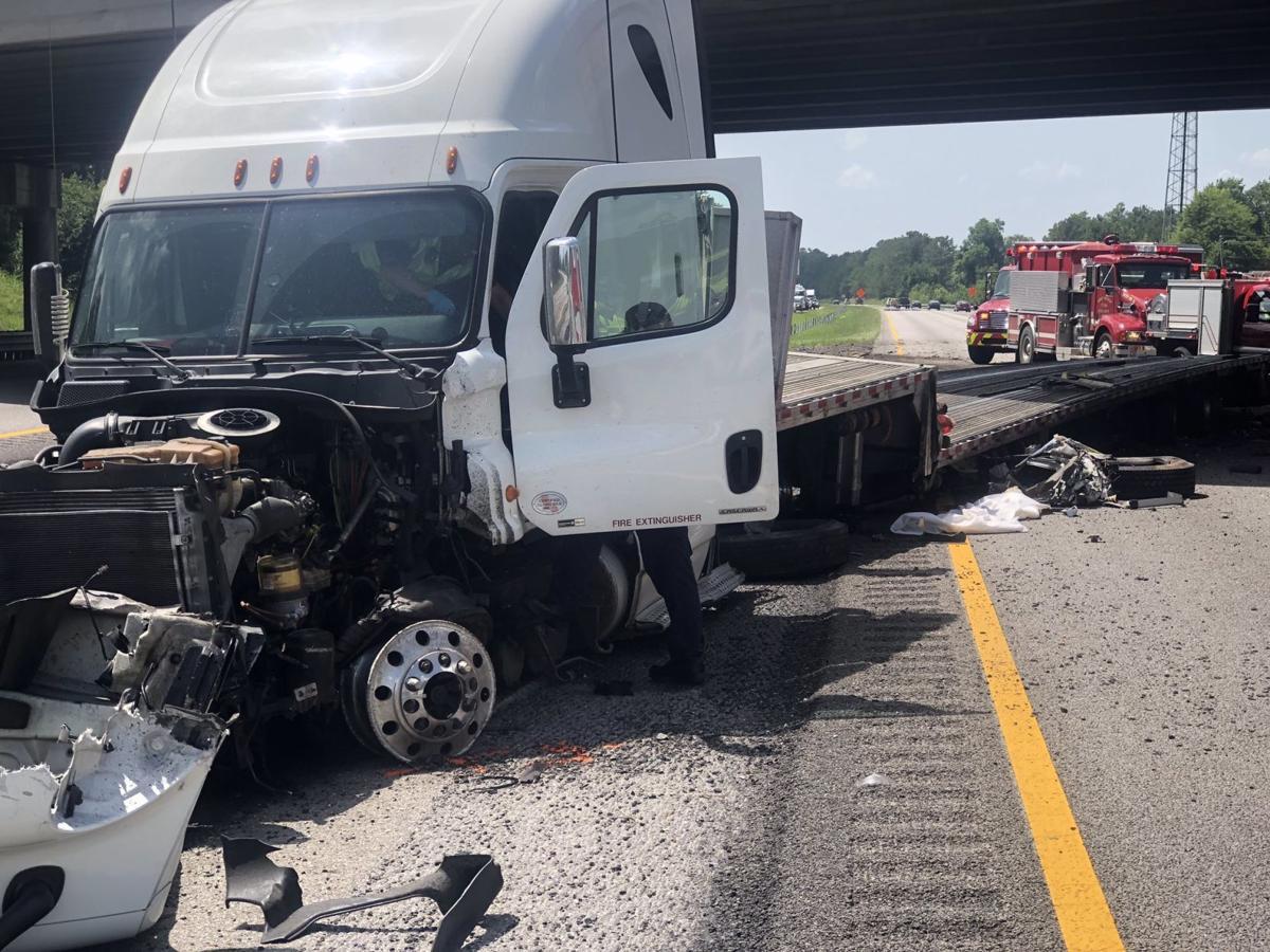 I-26 wreck
