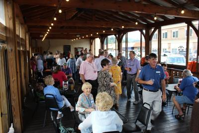 Boondocks Brewing hosts Ashe County Chamber of Commerce Member Blast