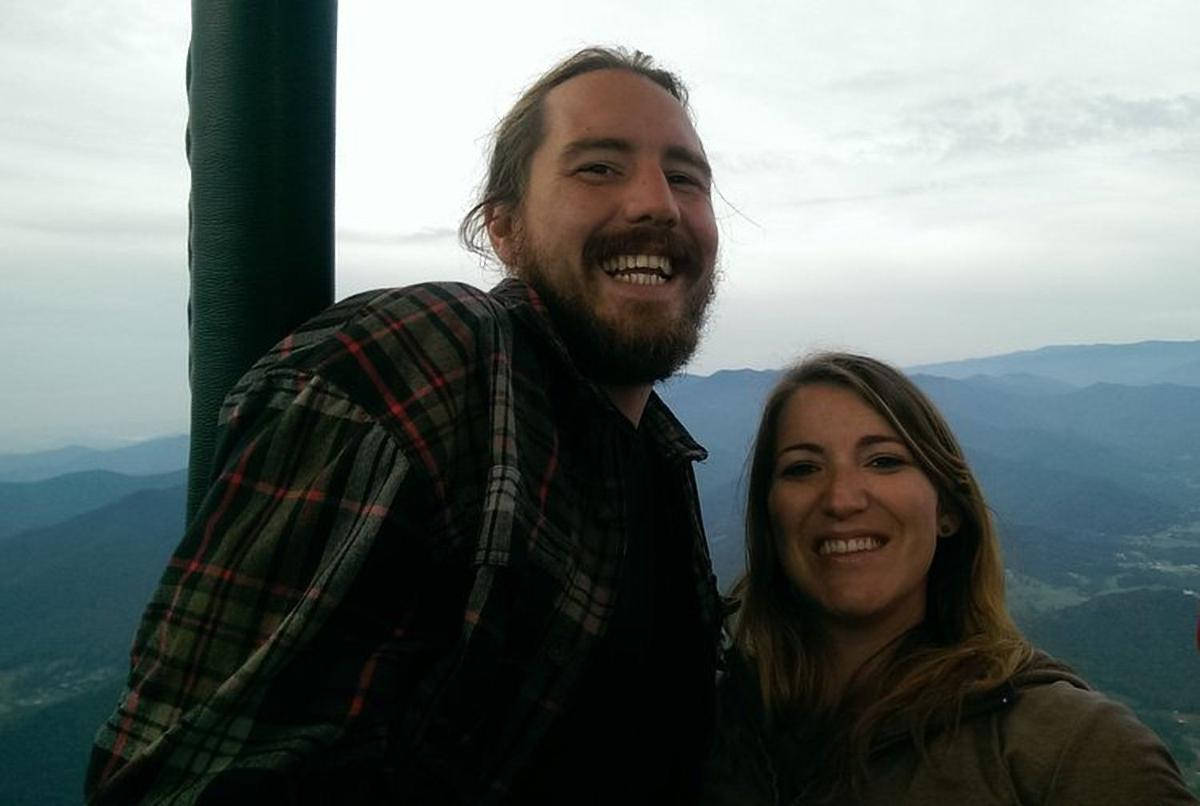 Brad and Angela Heavner