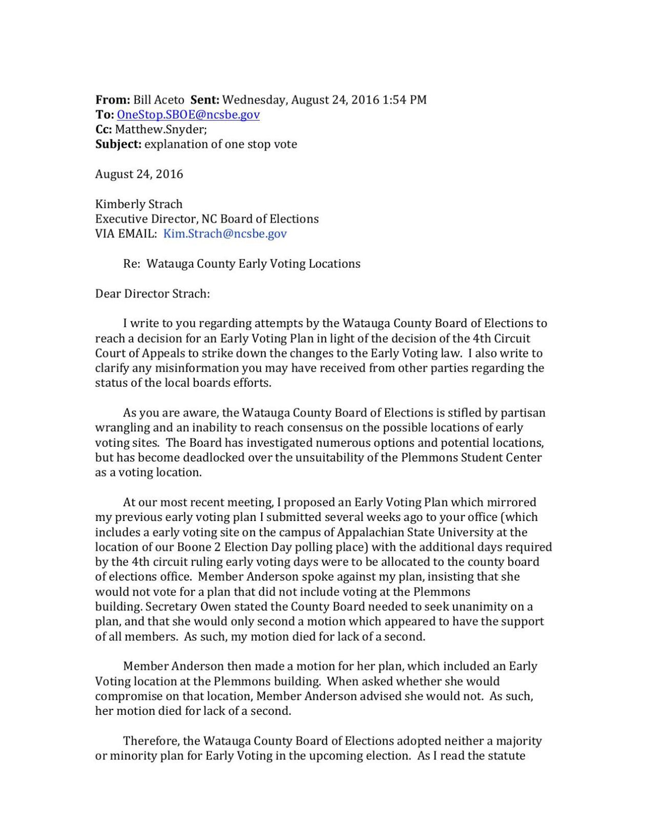 Aug. 24 Aceto letter to SBOE