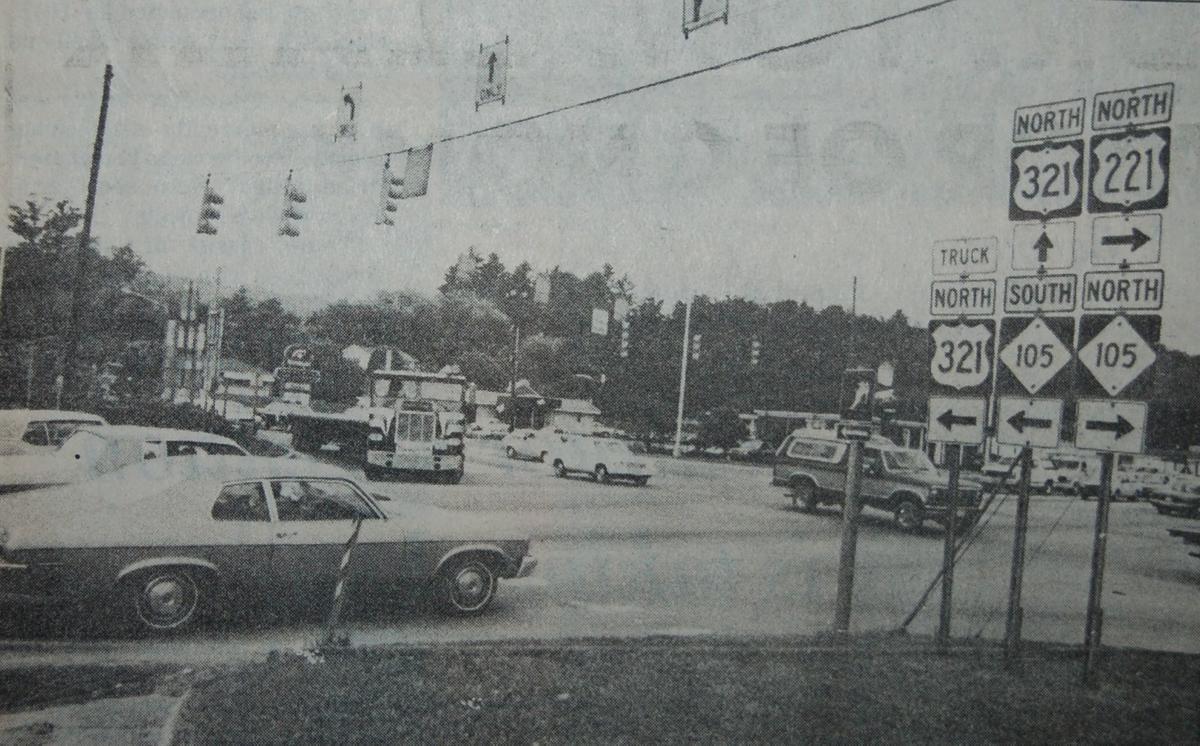 Boone Traffic