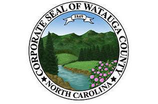 Watauga County seal