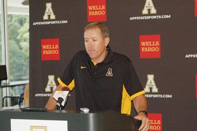 App State deals with hurricane