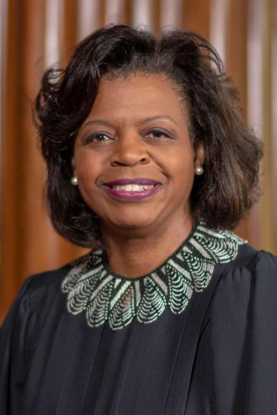 Chief Justice Cheri Beasley