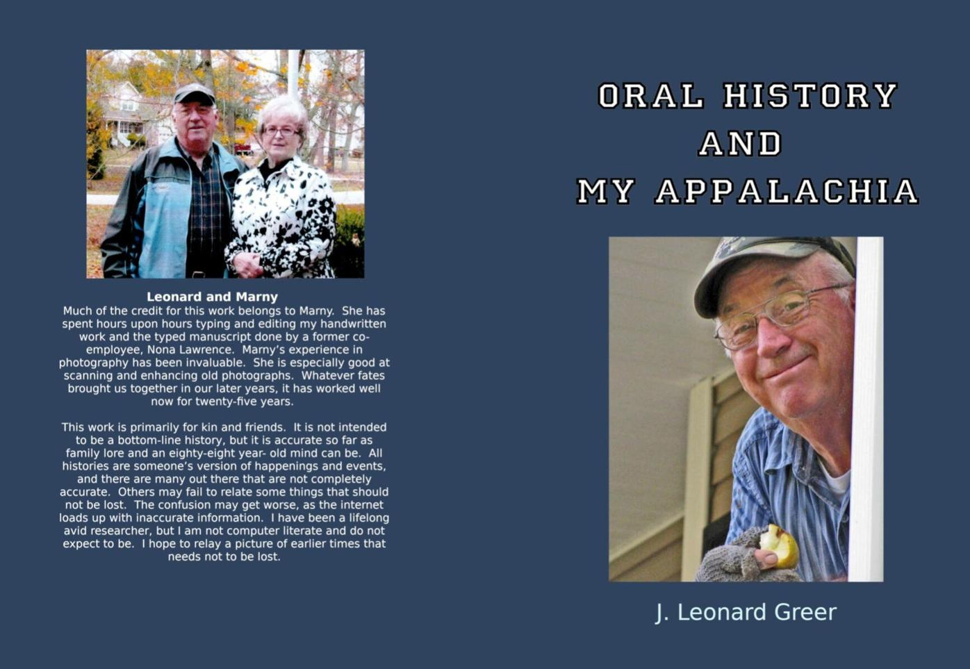 'Oral History and My Appalachia'