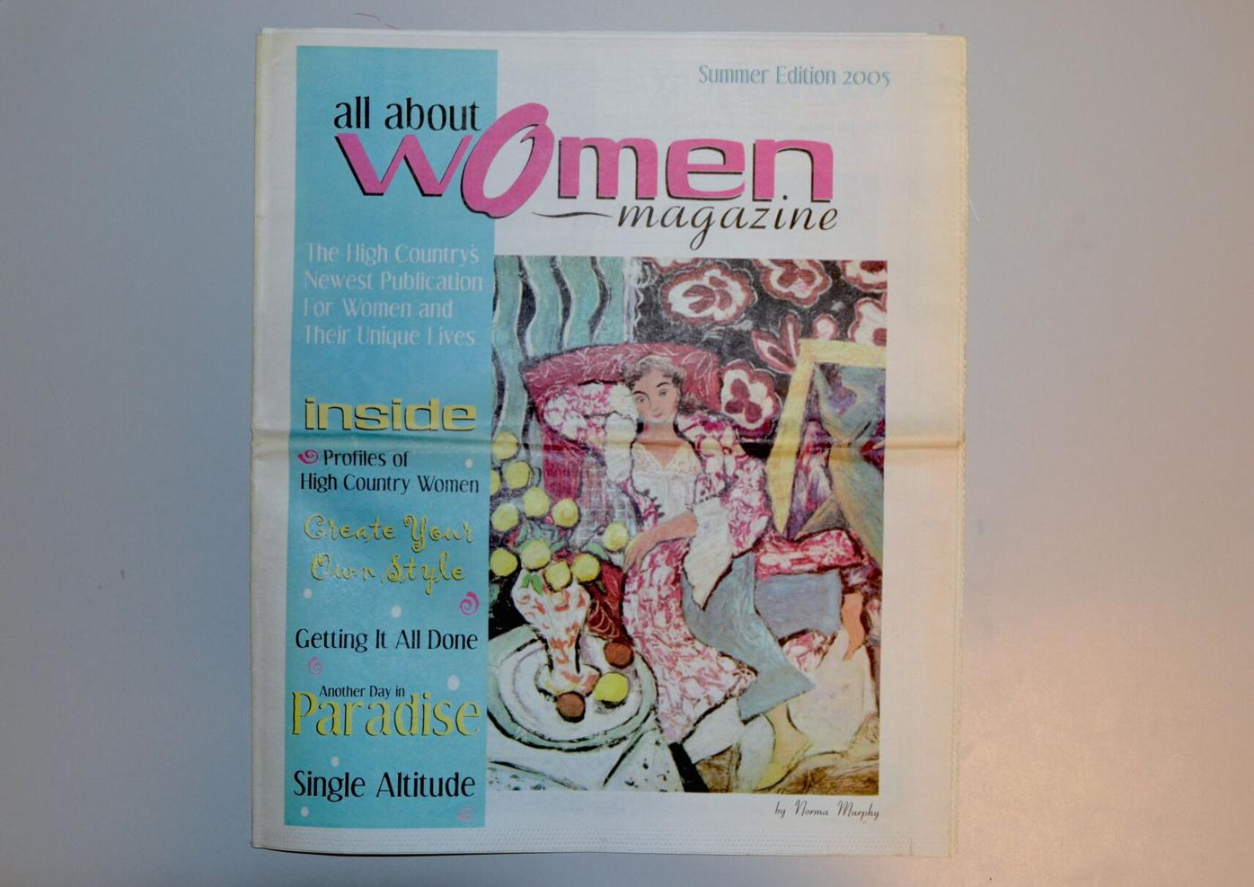 First AAW magazine
