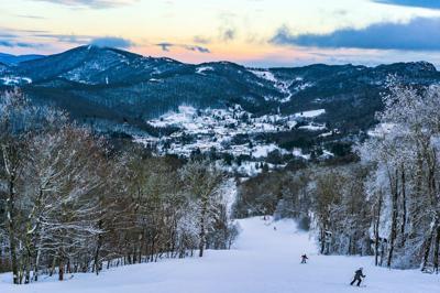 Sugar Mountain sunrise