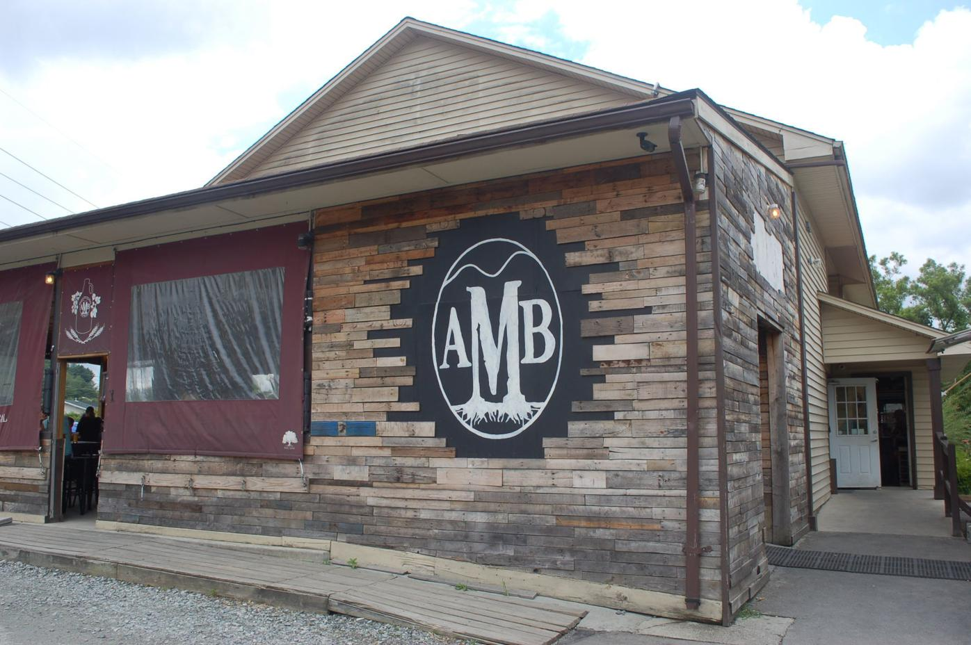 Appalachian Mountain Brewery's home base