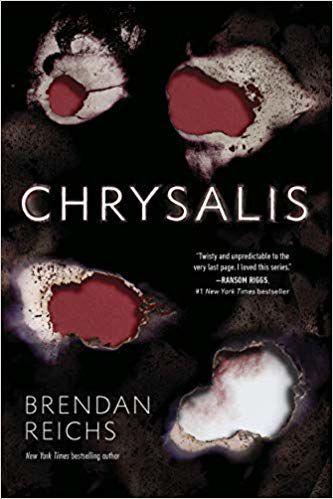 'Chrysalis (Project Nemesis)' by Brendan Reichs