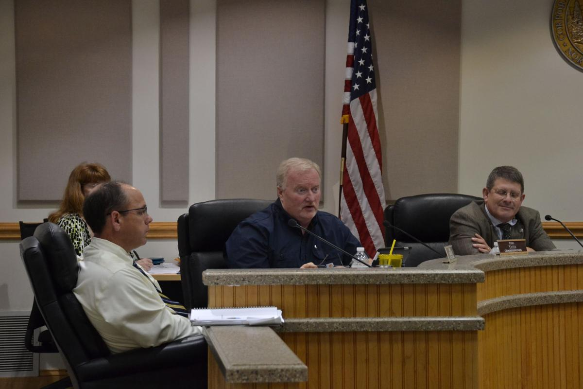 Commissioners Approve 2017 18 Budget Tax Increases News