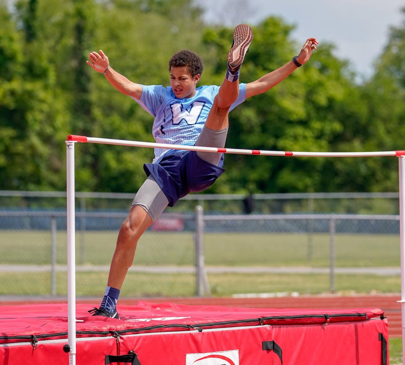 Davis Hunt - High Jump