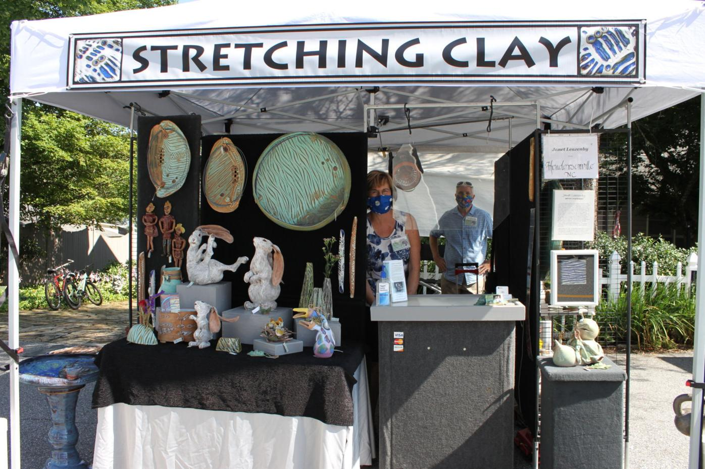 Stretching Clay