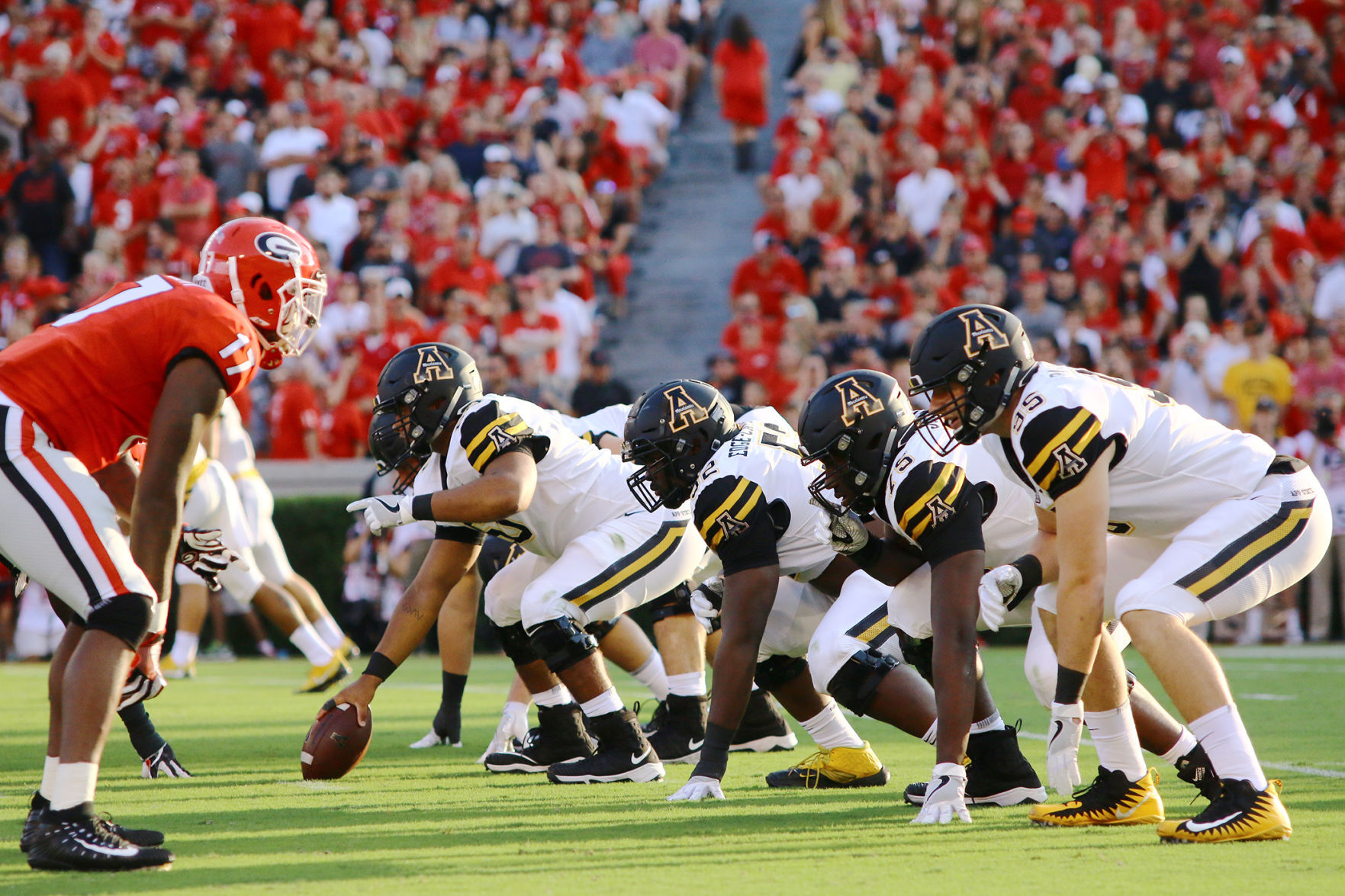 App State Wake Forest Football Game To Start At 3 30 P M Asu