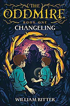 'The Oddmire, Book 1: Changeling'