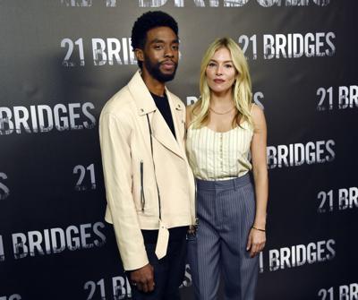 """21 Bridges"" Photo Call"