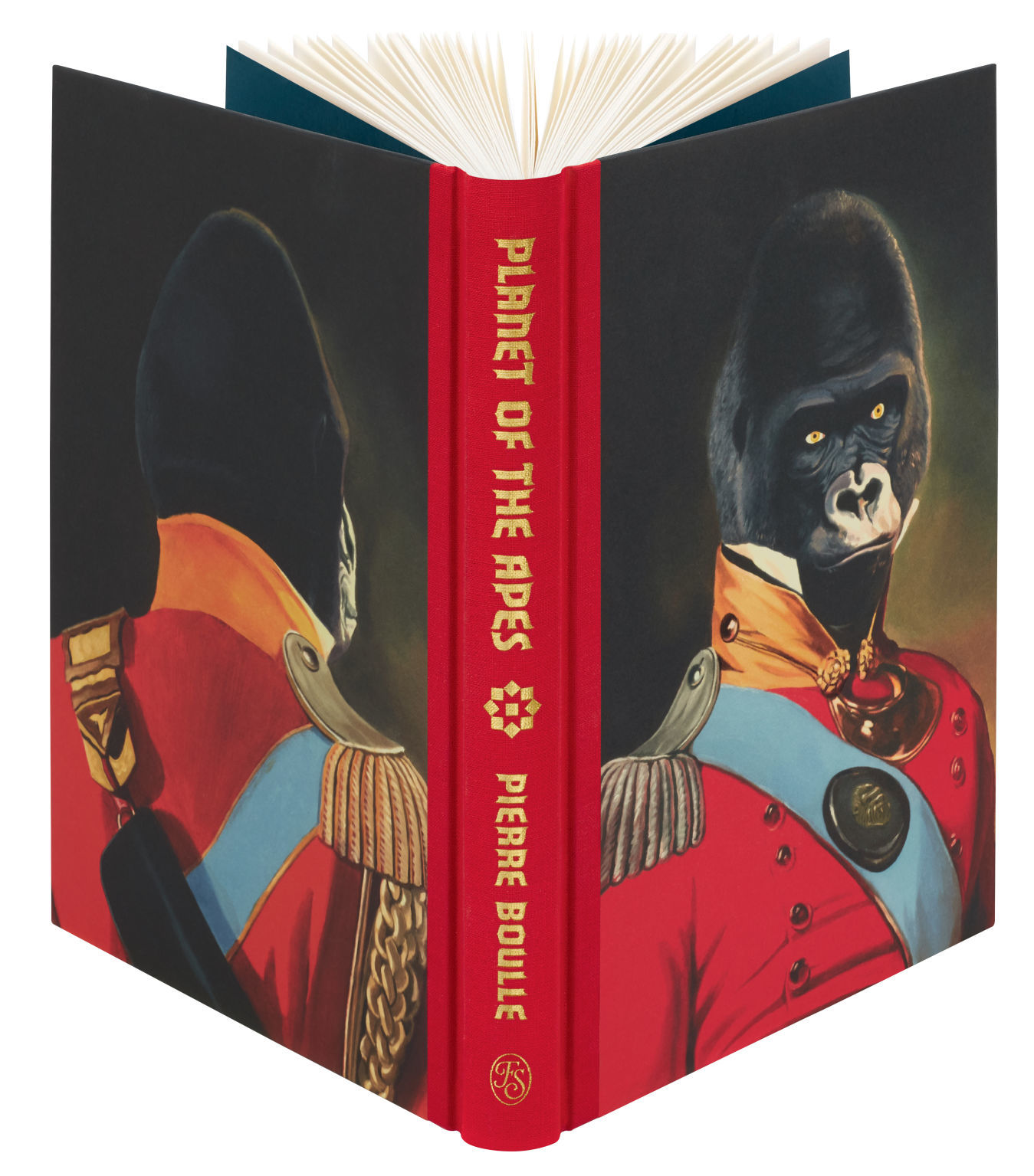 The Folio Society's 'Planet of the Apes'