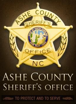 Ashe County Sheriff's Office logo