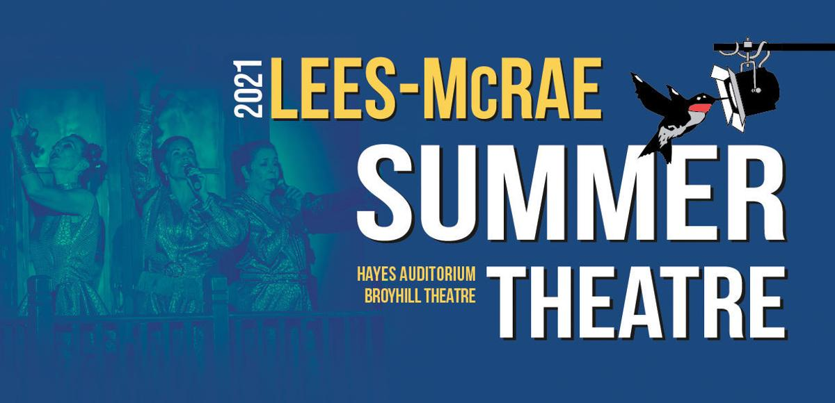 LMC Summer Theatre 2021 logo