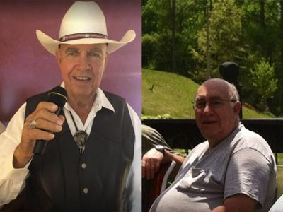 Johnny Ellis and Tom Sparks will perform together at The Orchard at Altapass on July 25