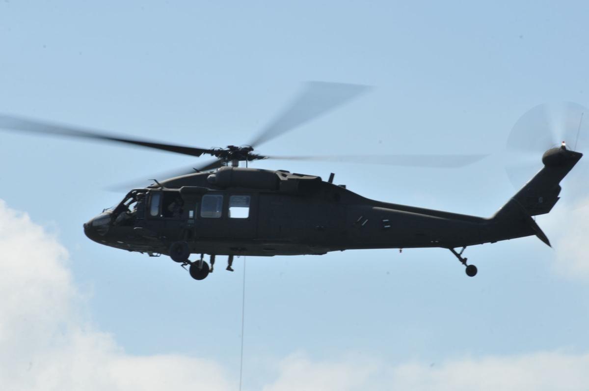 Black Hawk training