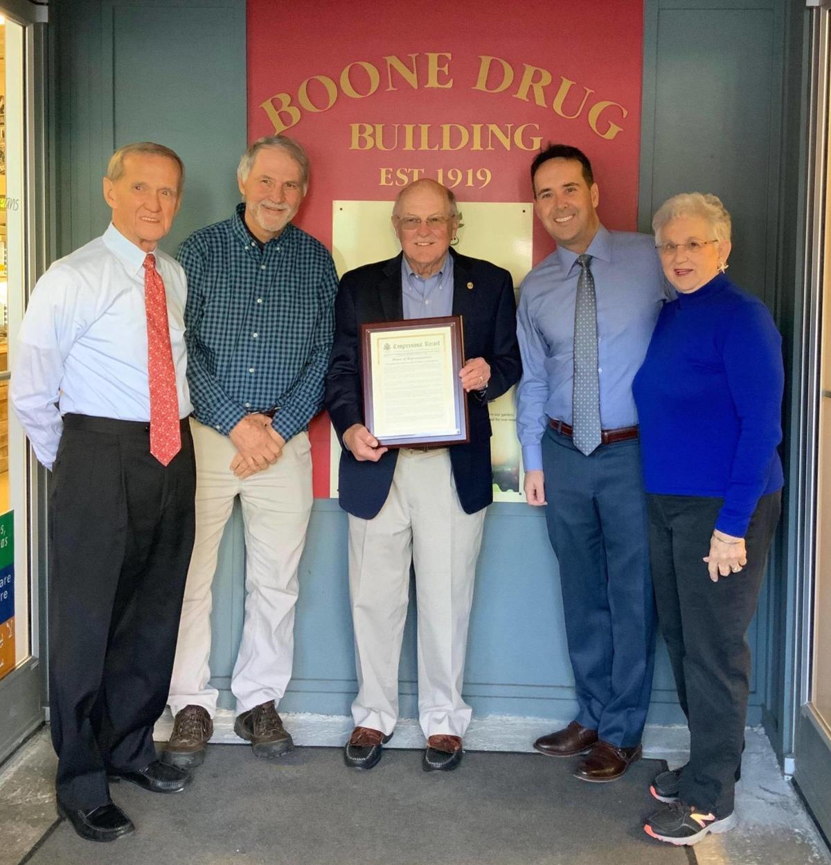 Boone Drug 100 years