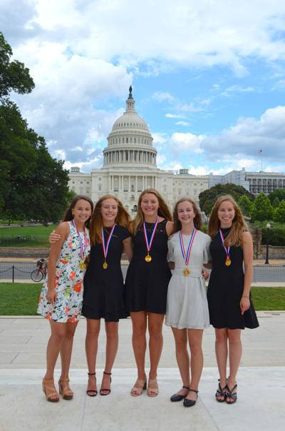 Congressional Award Gold Medal