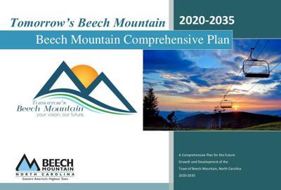 Beech Mountain's 2020-2035 comprehensive plan