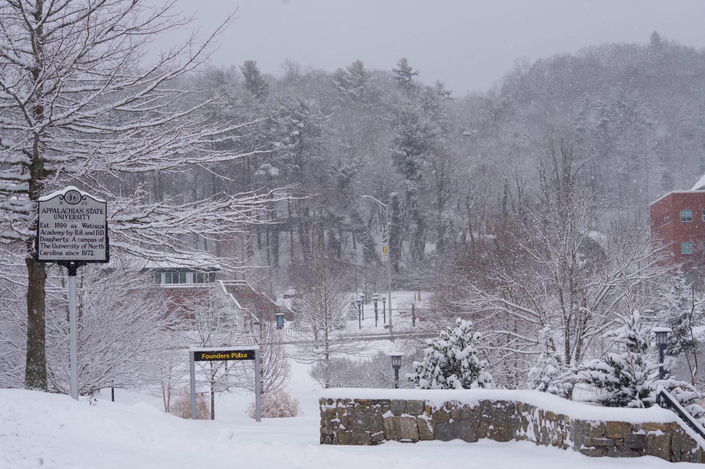 Jan. 8 Snow Day
