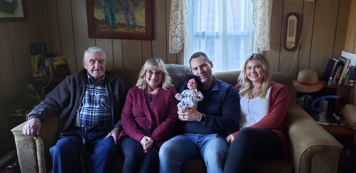 Todd residents celebrate five generations
