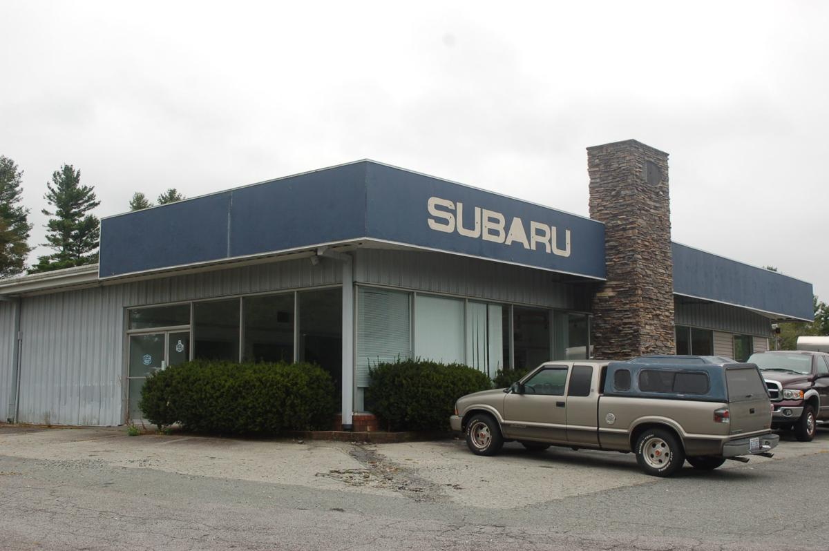 Former Modern Subaru of Boone location