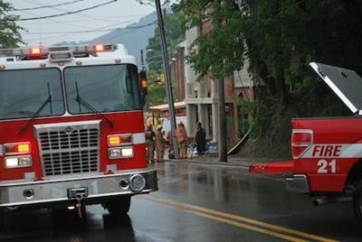 Boone Fire responds to gas leak on King Street | News
