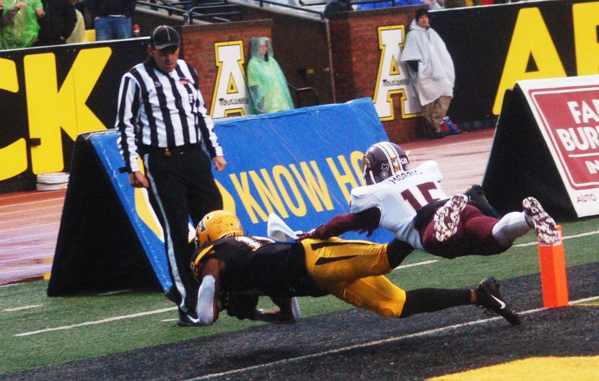 Watson scores touchdown