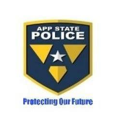 App State Police logo