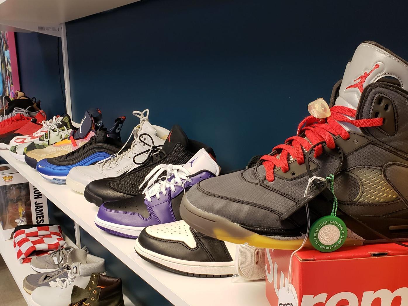Kicks on King inventory