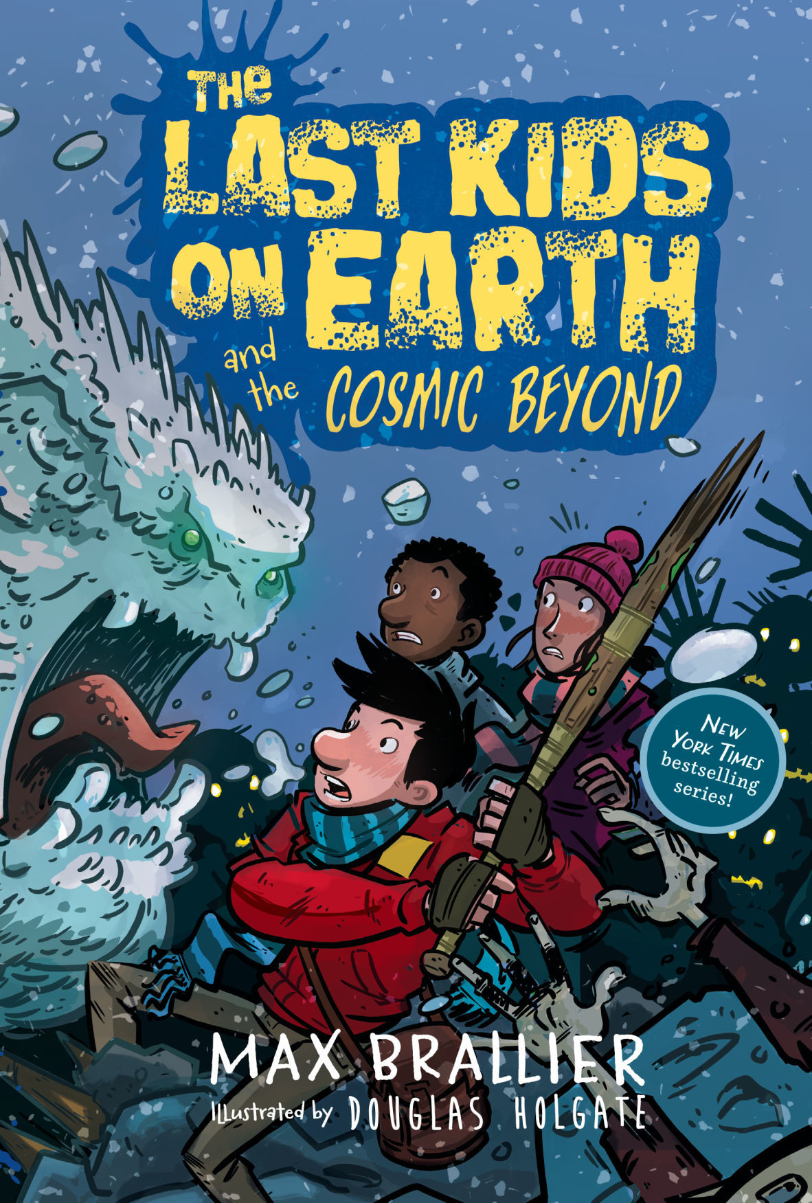 'The Last Kids on Earth and the Cosmic Beyond'