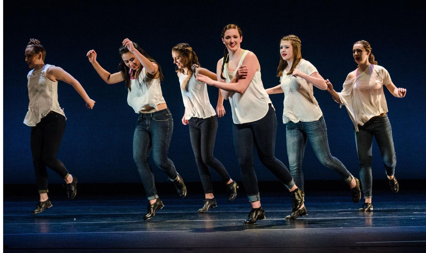 best dance ensemble