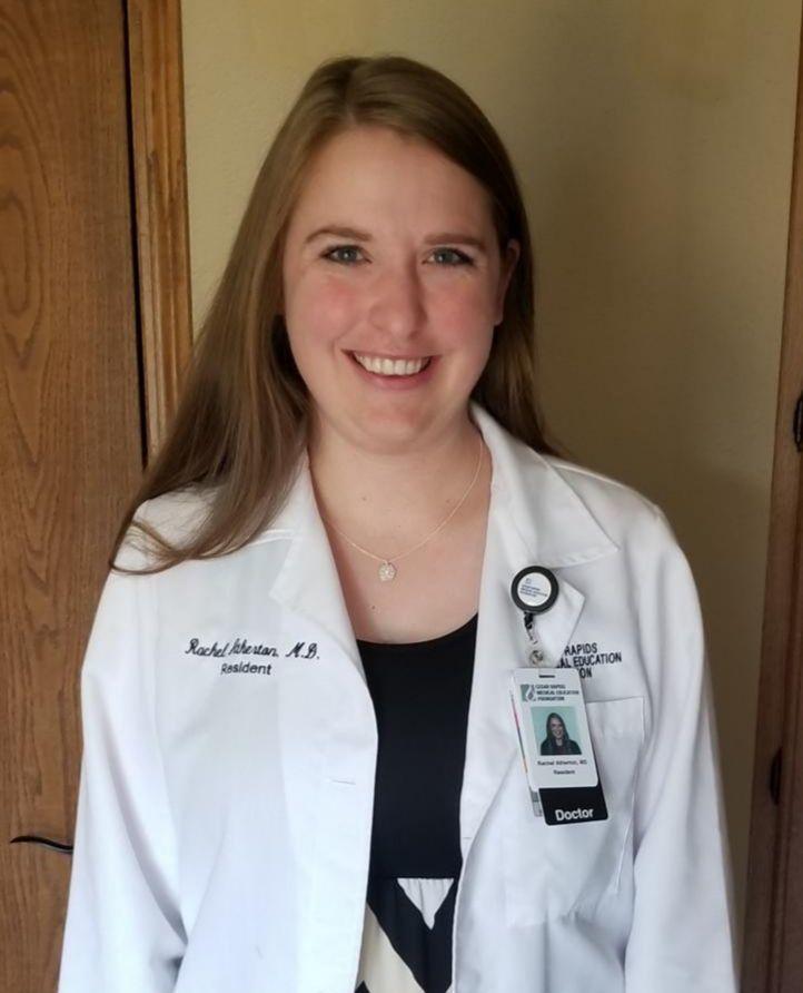 Rachel (Connelly) Atherton, M.D.