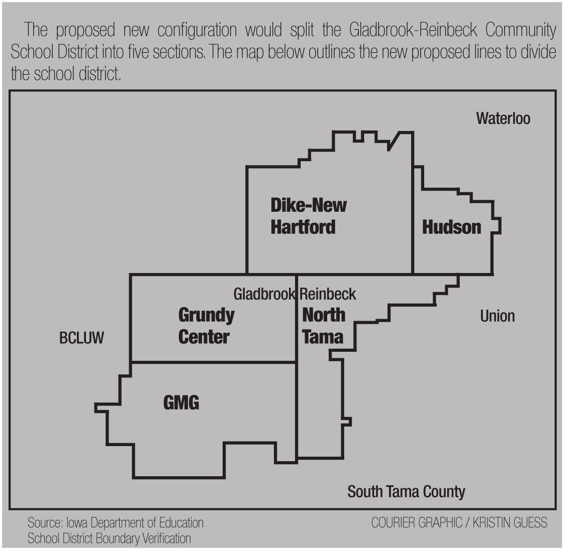 Gladbrook Reinbeck dissolution map -- ONLINE