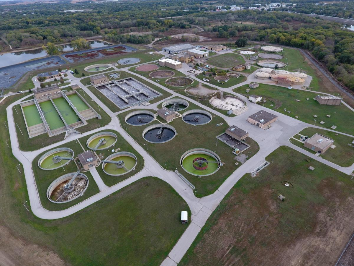 Waterloo Waste Water Treatment Plant