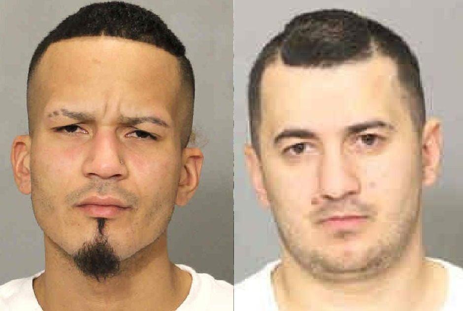Kevin Josue Cruz Soliveras and Hasan Huskic