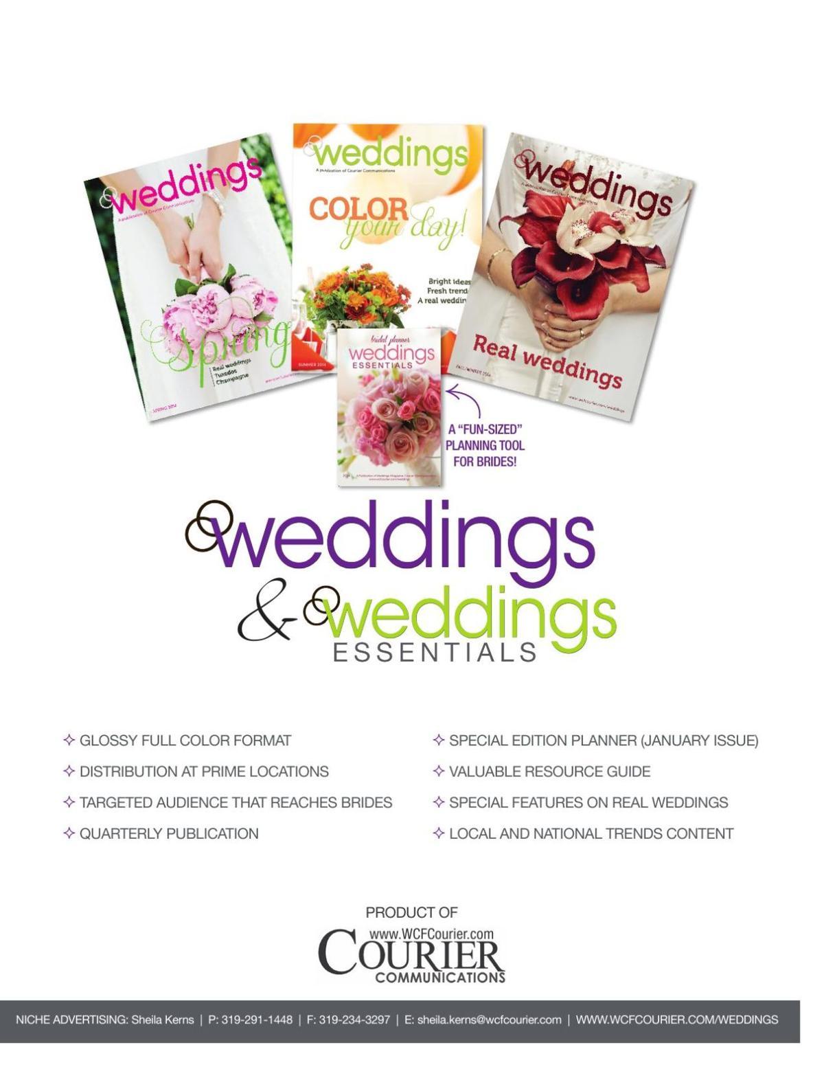 Weddings Rates