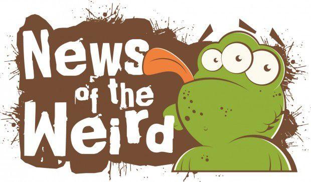 News of the Weird logo